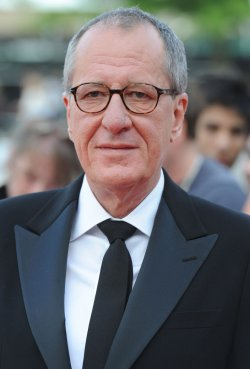 "Geoffrey Rush attends ""National Movie Awards"" in London"