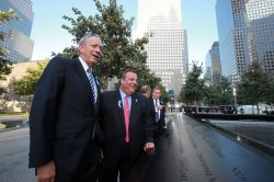 Tenth Anniversary of 9/11 in New York