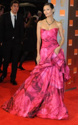 "Thandie Newton attends the ""BAFTA"" ceremony in London"