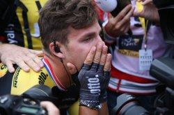 Dylan Groenewegen wins final stage of the Tour de France in Paris