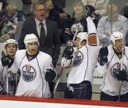 Edmonton Oilers vs Colorado Avalanche
