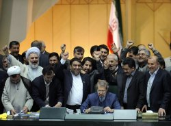 Iran's parliament dismisses labor minister