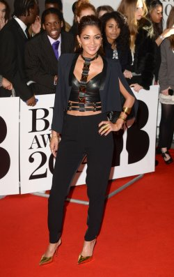 The Brit Awards 2014 in London