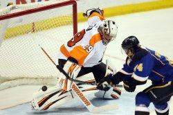 Philadelphia Flyers vs St. Louis Blues