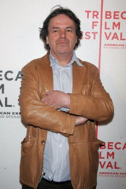 "Neil Jordan arrives for the Premiere of ""Ondine"" at the Tribeca Film Festival in New York"