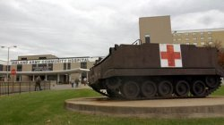 MEDICAL HOLD CONDITIONS AT FORT KNOX TO GO WITH STORY BY MARK BENJAMIN