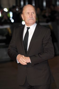 """Robert Duvall attends The World premiere of """"Jack Reacher"""" in London."""