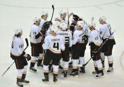 Ducks' Ryan Getzlaf scores the game winning goal in Washington