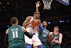 Knicks vs Bucks at Madison Square Garden