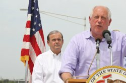 Span to new Musial Veterans Bridge named for congressman Jerry Costello