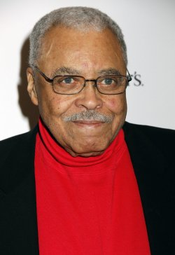 "James Earl Jones arrives for the ""Coriolanus"" Premiere in New York"