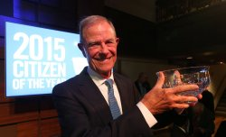 Walter Metcalfe, Jr. selected as St. Louis' Citizen of the Year for 2015