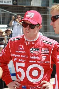 Scott Dixon hopes for second win in Indianapolis 500