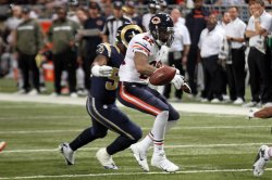 Chicago Bears vs St. Louis Rams