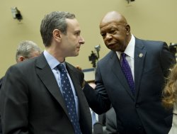 The House Oversight and Governmental Reform Committee investigates the IRS in Washington