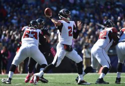 Atlanta Falcons vs. Baltimore Ravens