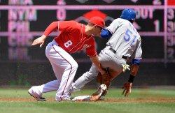 Texas Rangers vs Washington Nationals in Washington