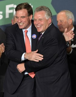 McAuliffe wins Virginia gubernatorial race over Republican Cuccinelli