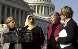 Congresswomen Express Support for Women in Afghanistan