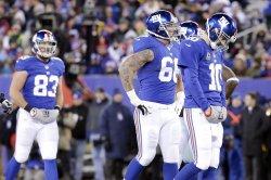 Dallas Cowboys vs. New York Giants