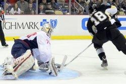 Washington Capitals vs Pittsburgh Penguins in Pittsburgh