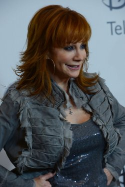 Reba McEntire attends the Disney ABC Television Group Party in Beverly Hills