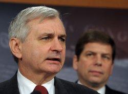 Sens. Reed, Begich, decry Republican delay tactics on Capitol Hill