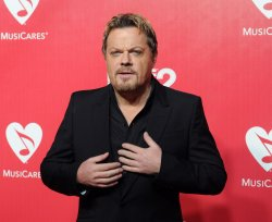 Eddie Izzard attends the MusiCares Person of the Year gala in Los Angeles
