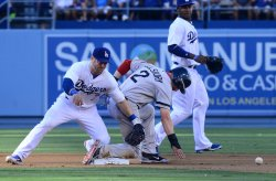 Los Angeles Dodgers vs. Boston Red Sox in Los Angeles