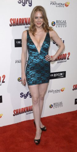 """Sharknado 2: The Second One"" screening in Los Angeles"