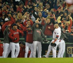 World Series Game 6 St. Louis Cardinals at Boston Red Sox