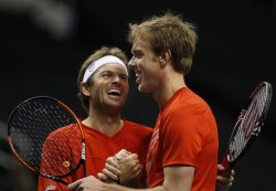 Fish and Querrey win doubles at the SAP Open in San Jose, California