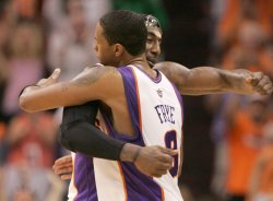 NBA Western Conference Finals, Game 4, Los Angeles Lakers at Phoenix Suns