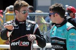 Power and Davidson talk racing