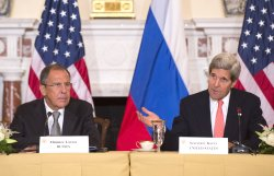 Secretary Kerry and Hagel Meet With Their Russian Counterparts in Washington, D.C.