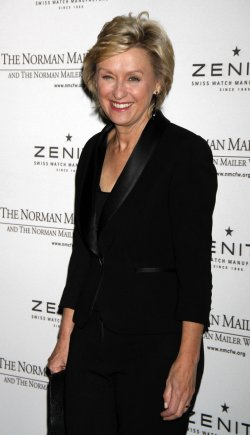Tina Brown arrives for the Norman Mailer Center's Third Annual Benefit Gala in New York