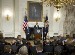 President Obama Announces Timothy Massad as CFTC Chair in Washington, D.C.