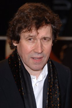 "ACTOR STEPHEN REA AT ""V FOR VENDETTA"" BRITISH PREMIERE"
