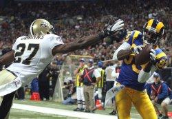 New Orleans Saints vs St. Louis Rams