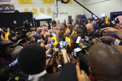 Los Angeles Lakers Media Day in El Segundo