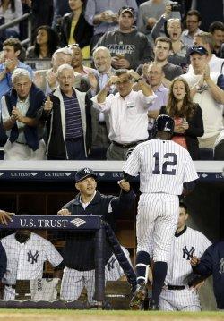 Yankees vs Angels at Yankee Stadium
