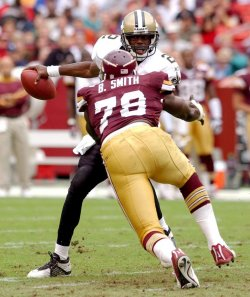 New Orleans Saints at Washington Redskins