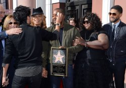 Lee Daniels honored with star on Hollywood Walk of Fame in Los Angeles