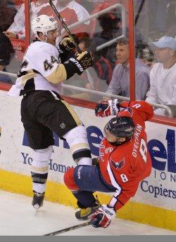 Pittsbugh Penguins vs Washington Capitals in Washington, D.C.