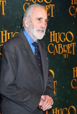 "French premiere of ""Hugo Cabret"" in Paris"