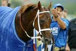 2004 BELMONT STAKES