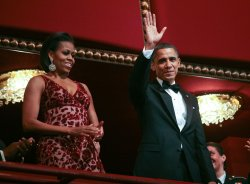 Kennedy Center Honorees at the White House