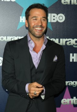 """Jeremy Piven attends the premiere of HBO's """"Entourage"""" in New York"""