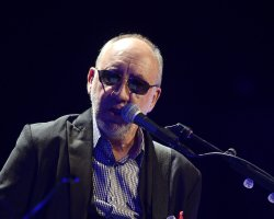 """The Who"" performs at the BB&T Center in Sunrise, Florida"