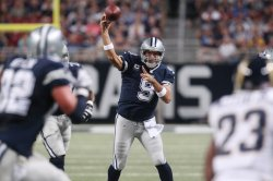 Dallas Cowboys vs St. Louis Rams